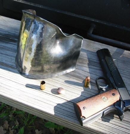 panzerbrechende munition für handfeuerwaffen